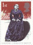 Jane Eyre by Charlotte Bronte 1st Stamp (2005) Come to Me