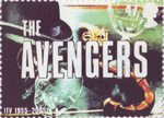 Classic ITV 47p Stamp (2005) The Avengers