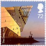 Modern Architecture 72p Stamp (2006) The Deep, Hull