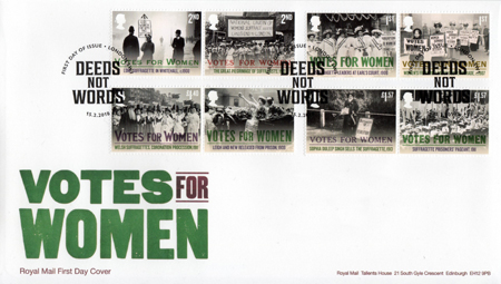 Votes For Women (2018)