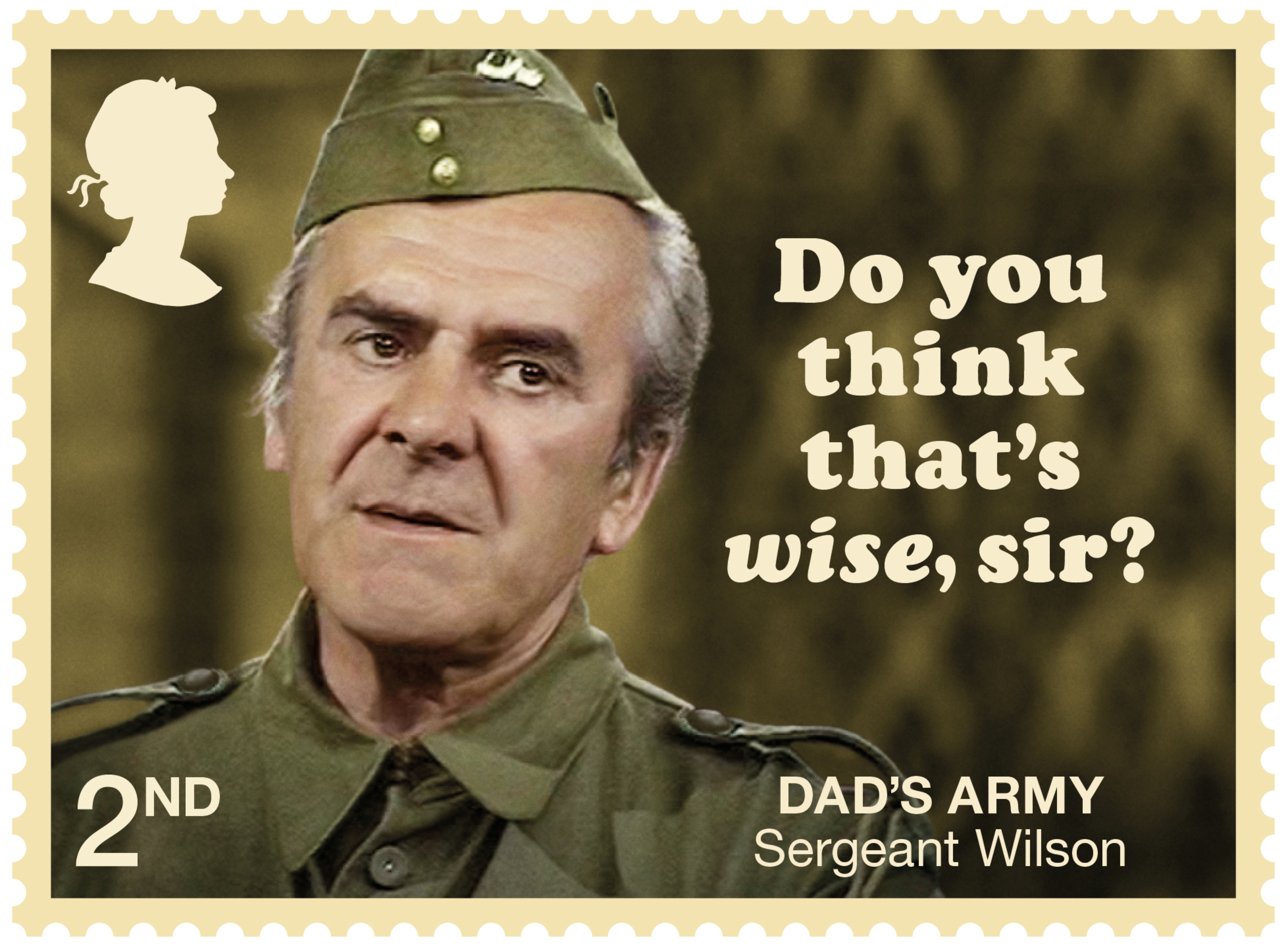 7b089d5b Dads Army (2018) : Collect GB Stamps