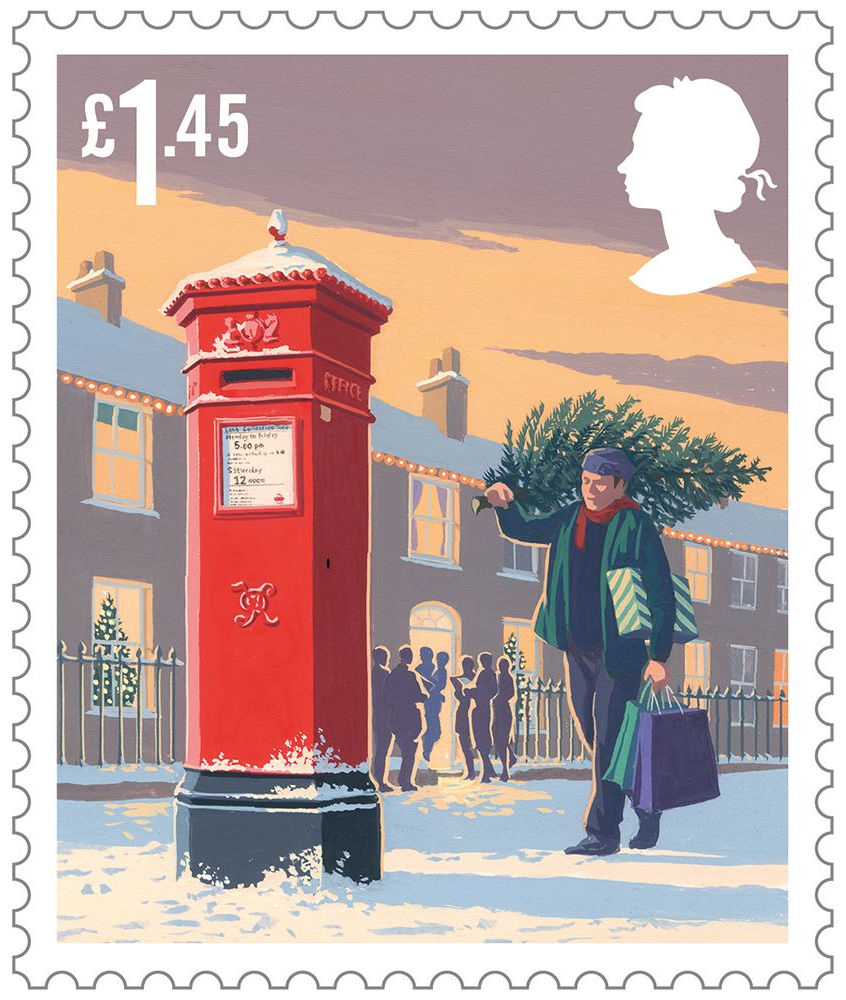 Christmas 2018 (2018) : Collect GB Stamps
