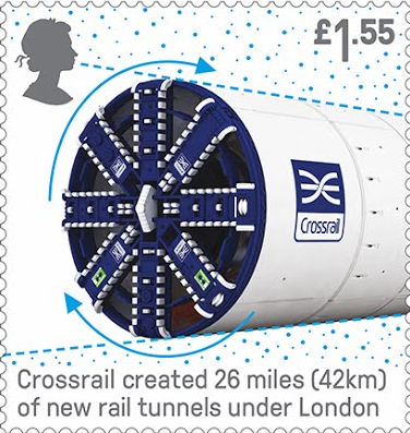 British Engineering (2019) : Collect GB Stamps