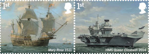 Royal Navy Ships (2019)