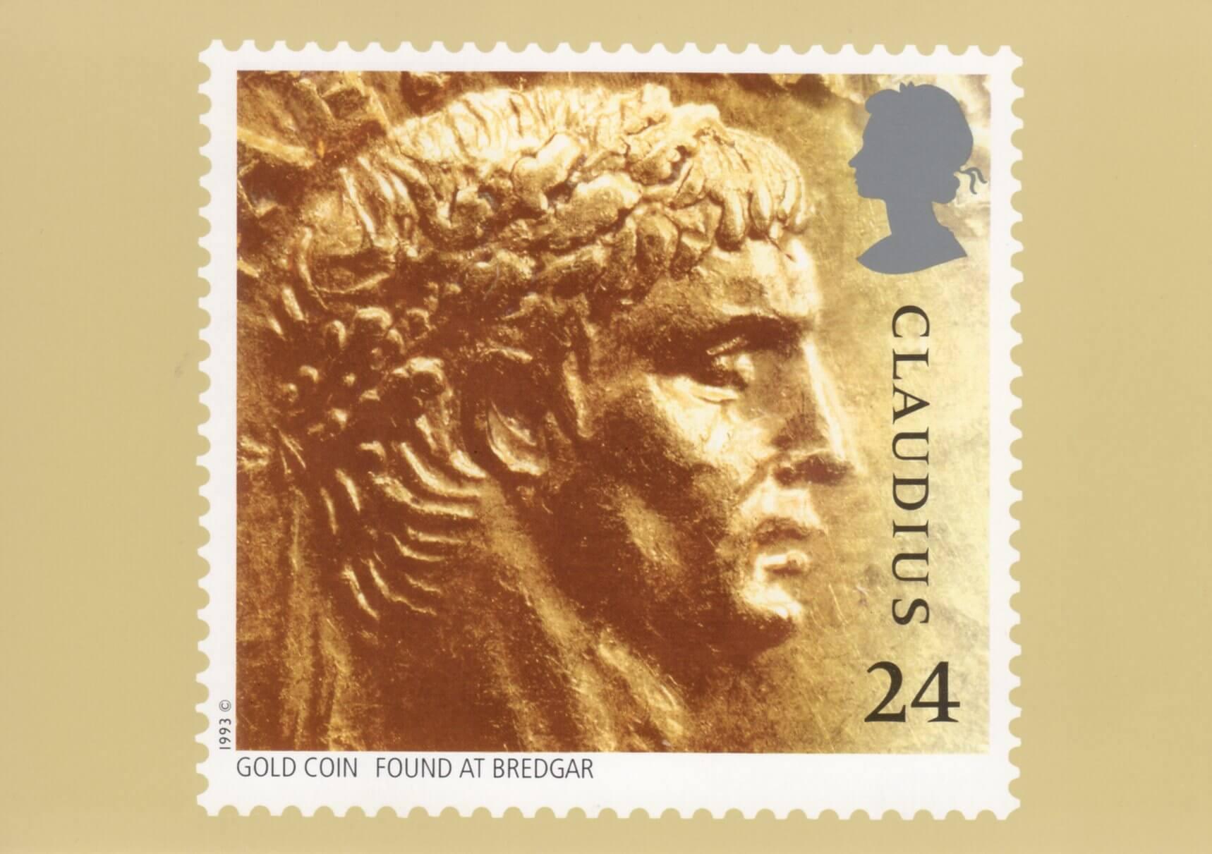 Roman Britain 1993 Collect Gb Stamps