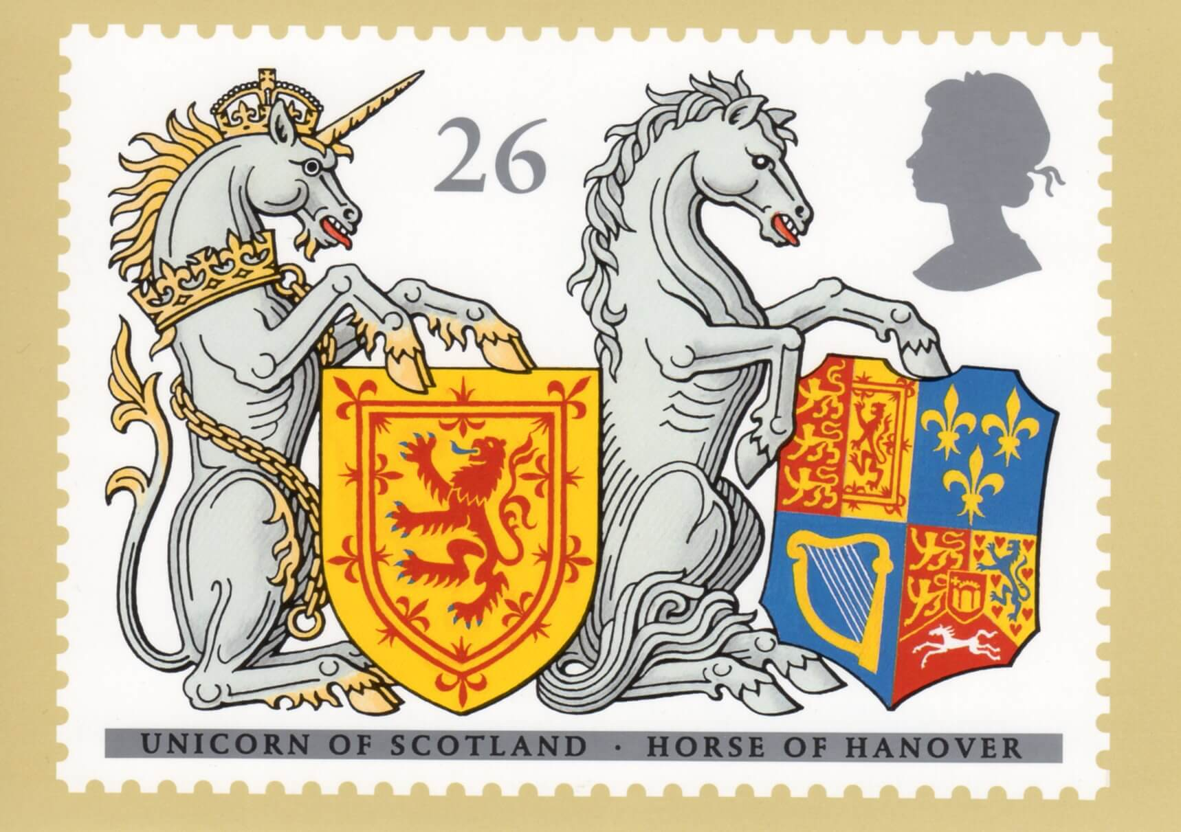 Medieval Life (1986) : Collect GB Stamps