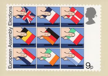 PHQ Cards from Collect GB Stamps