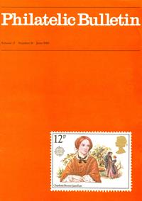 British Philatelic Bulletin Volume 17 Issue 10