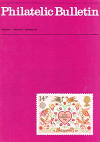British Philatelic Bulletin Volume 18 Issue 5