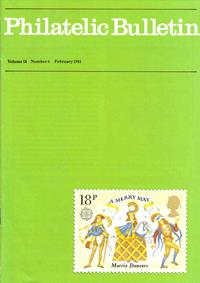 British Philatelic Bulletin Volume 18 Issue 6