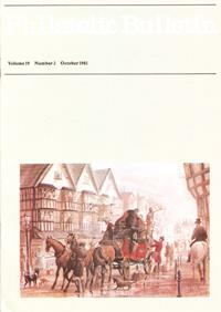 British Philatelic Bulletin Volume 19 Issue 2