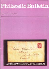 British Philatelic Bulletin Volume 19 Issue 8