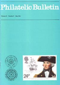 British Philatelic Bulletin Volume 19 Issue 9