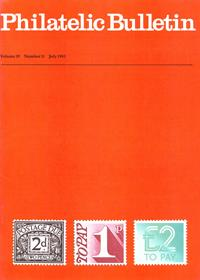 British Philatelic Bulletin Volume 19 Issue 11