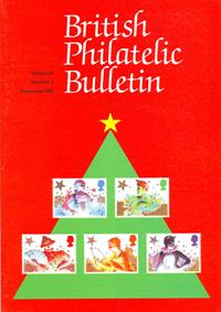 British Philatelic Bulletin Volume 23 Issue 3