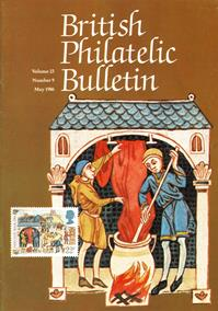 British Philatelic Bulletin Volume 23 Issue 9