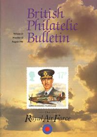 British Philatelic Bulletin Volume 23 Issue 12