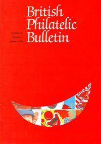 British Philatelic Bulletin Volume 27 Issue 5