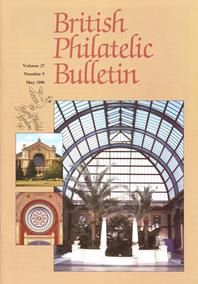 British Philatelic Bulletin Volume 27 Issue 9