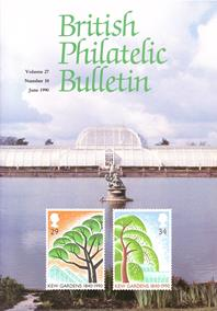British Philatelic Bulletin Volume 27 Issue 10