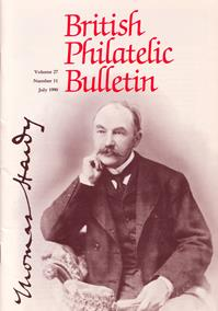 British Philatelic Bulletin Volume 27 Issue 11