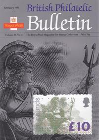 British Philatelic Bulletin Volume 30 Issue 6