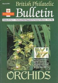 British Philatelic Bulletin Volume 30 Issue 7