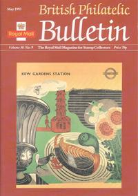 British Philatelic Bulletin Volume 30 Issue 9