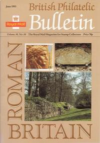 British Philatelic Bulletin Volume 30 Issue 10