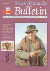 British Philatelic Bulletin Volume 30 Issue 12
