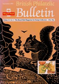 British Philatelic Bulletin Volume 31 Issue 1
