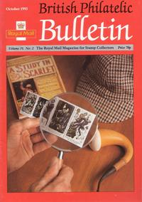 British Philatelic Bulletin Volume 31 Issue 2