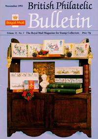 British Philatelic Bulletin Volume 31 Issue 3