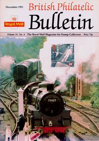 British Philatelic Bulletin Volume 31 Issue 4