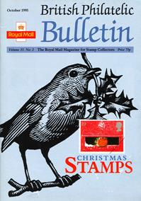 British Philatelic Bulletin Volume 33 Issue 2