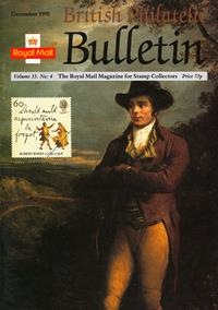 British Philatelic Bulletin Volume 33 Issue 4