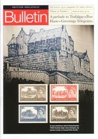 British Philatelic Bulletin Volume 42 Issue 7