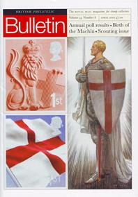 British Philatelic Bulletin Volume 44 Issue 8