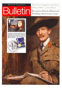 British Philatelic Bulletin Volume 44 Issue 11