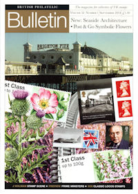 British Philatelic Bulletin Volume 52 Issue 1