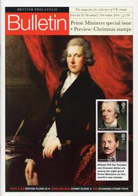 British Philatelic Bulletin Volume 52 Issue 2